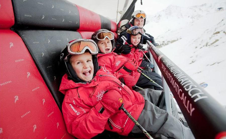 Skispass für Kinder