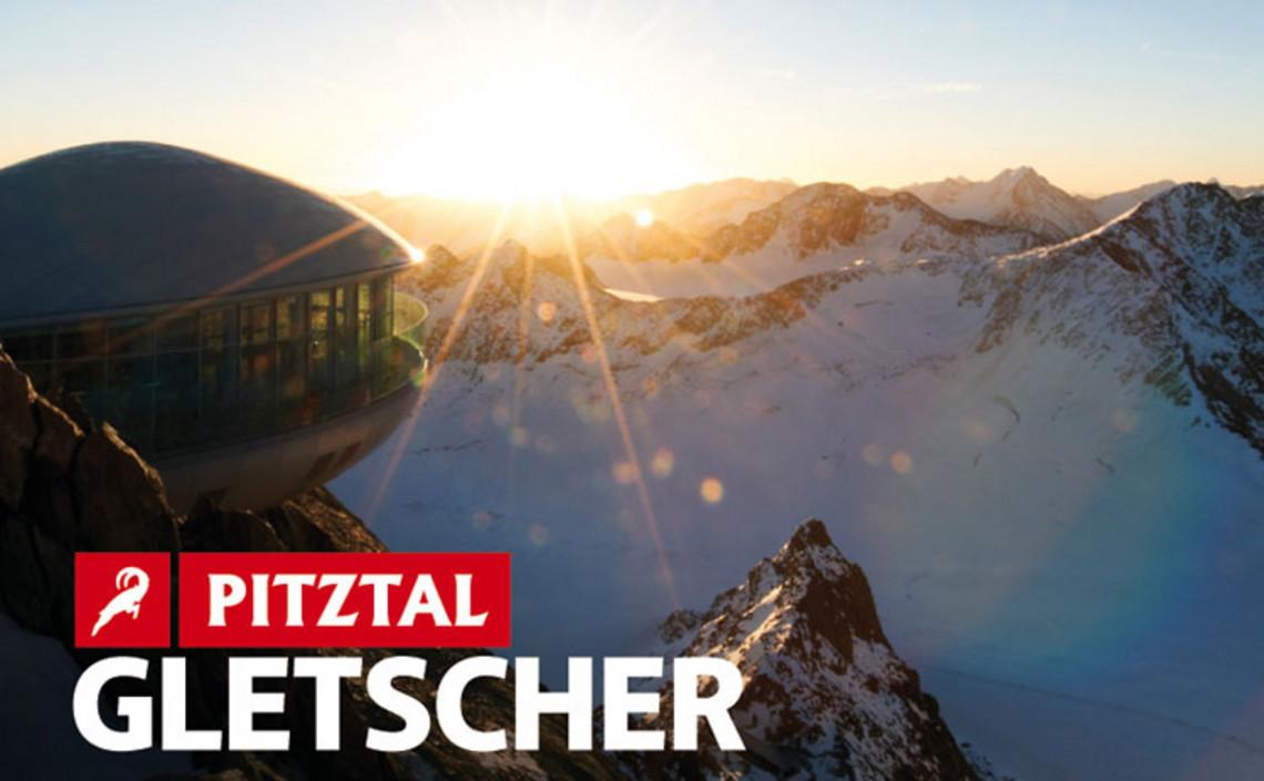 Gletschererlebnis Dach Tirol