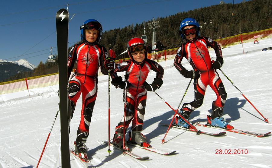 Skispaß für Könner und Anfänger