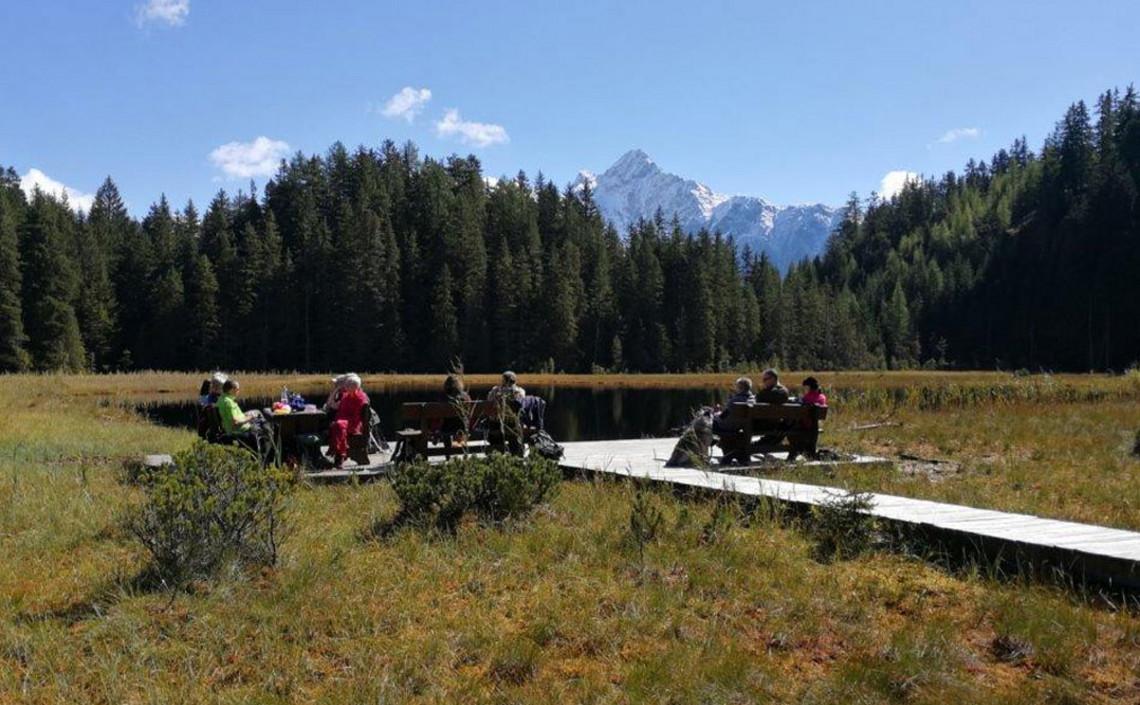 Herbstwanderung in der Naturparkregion