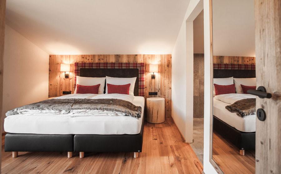 Schlafzimmer Adelboden