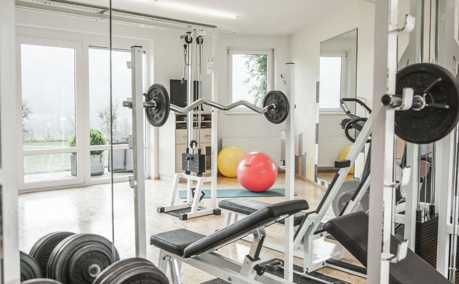 Fitness am Ferienhof