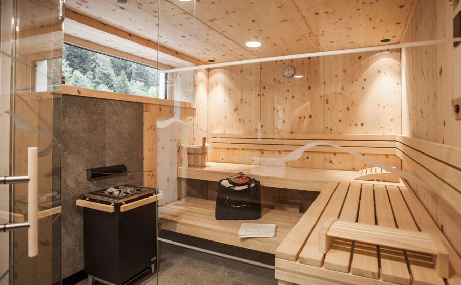 Sestriere Sauna