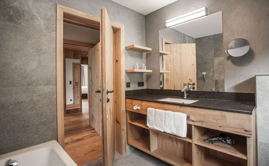 Kitzbühel Badezimmer