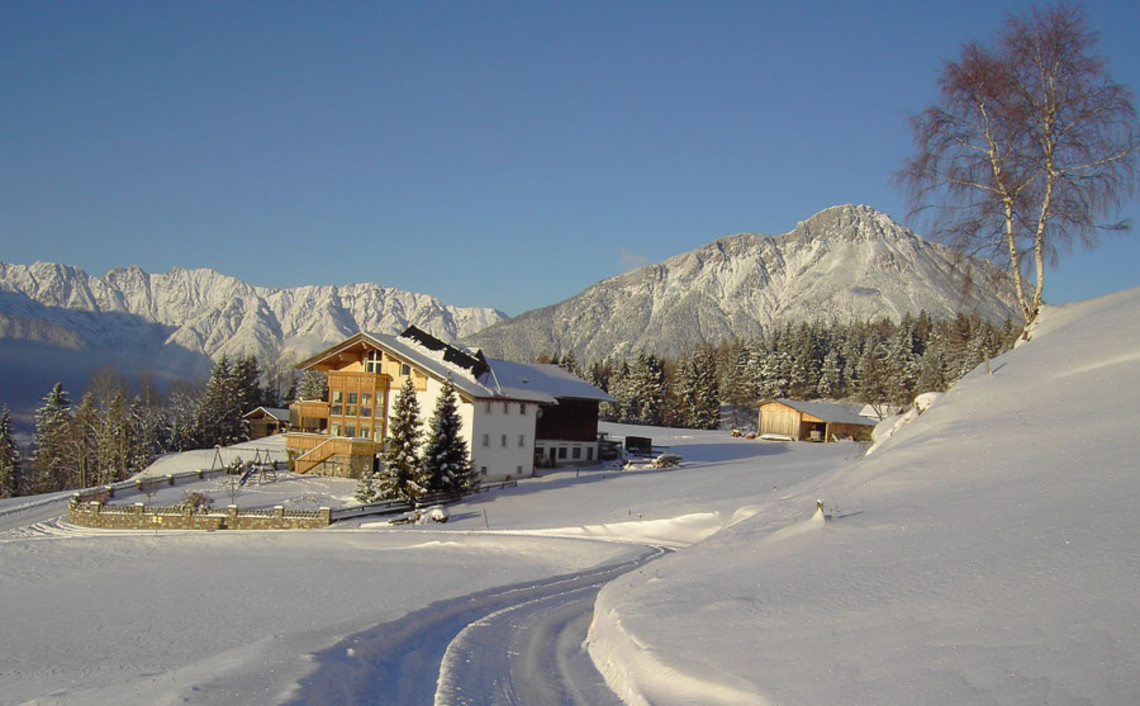 Berghof Thöni, Arzl
