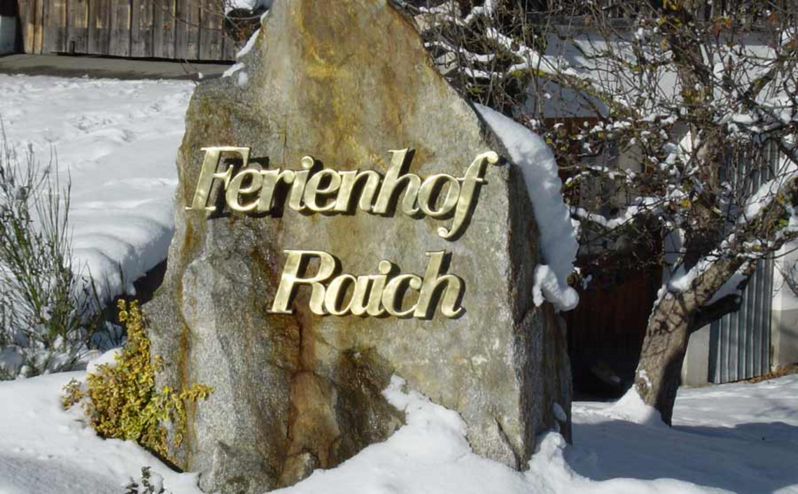 Ferienhof Raich, Arzl