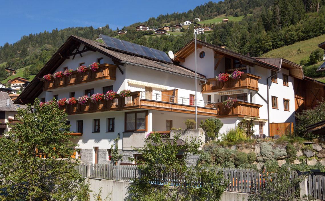 Landhaus Raich, Jerzens