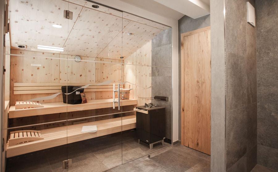 Sauna Adelboden