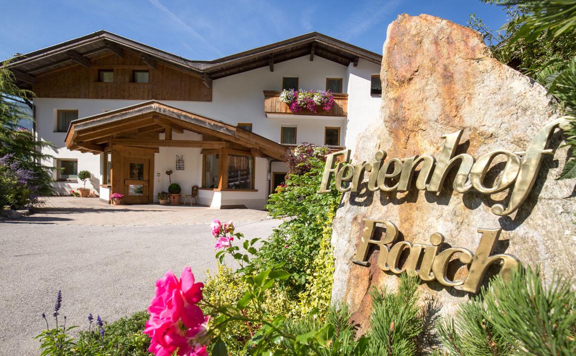Ferienhof Raich, Arzl/Leins