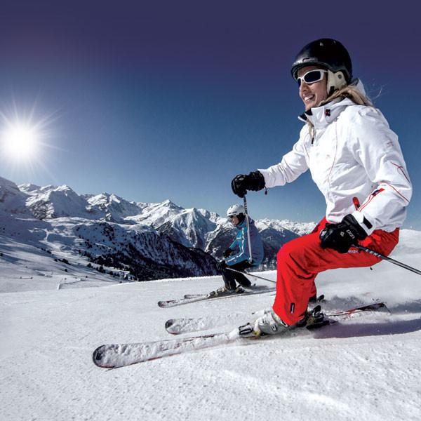 Skifahren im Pitztal