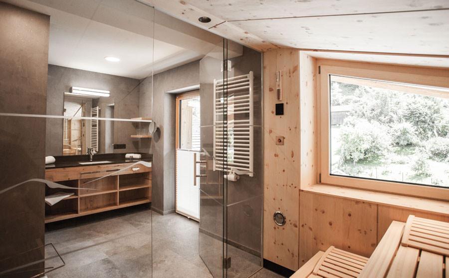 Badezimmer Adelboden