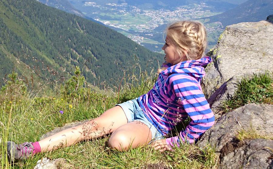 Einfach nur schön am Berg
