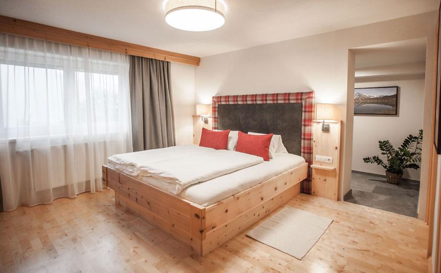Garmisch Schlafzimmer