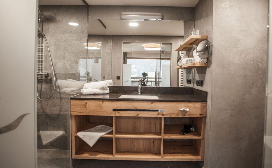 Sestriere Badezimmer