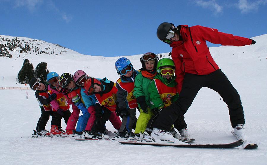 Skischul-gaudi