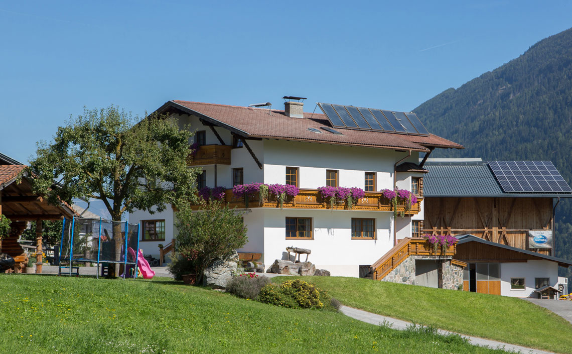 Tobadillerhof, Wenns